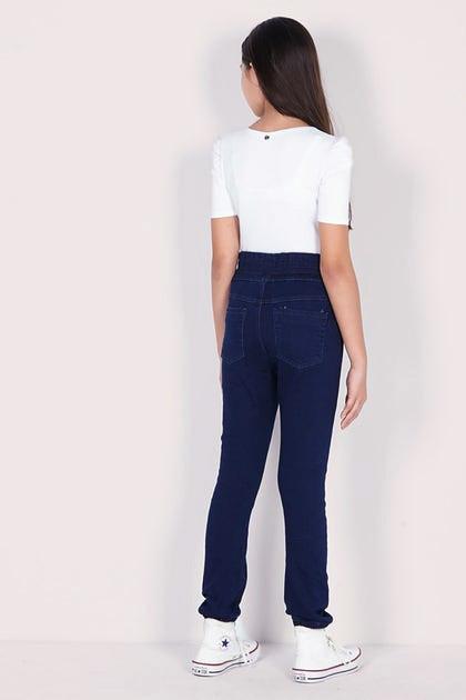 Calça Jeans Cós Clochard - Dimy Candy