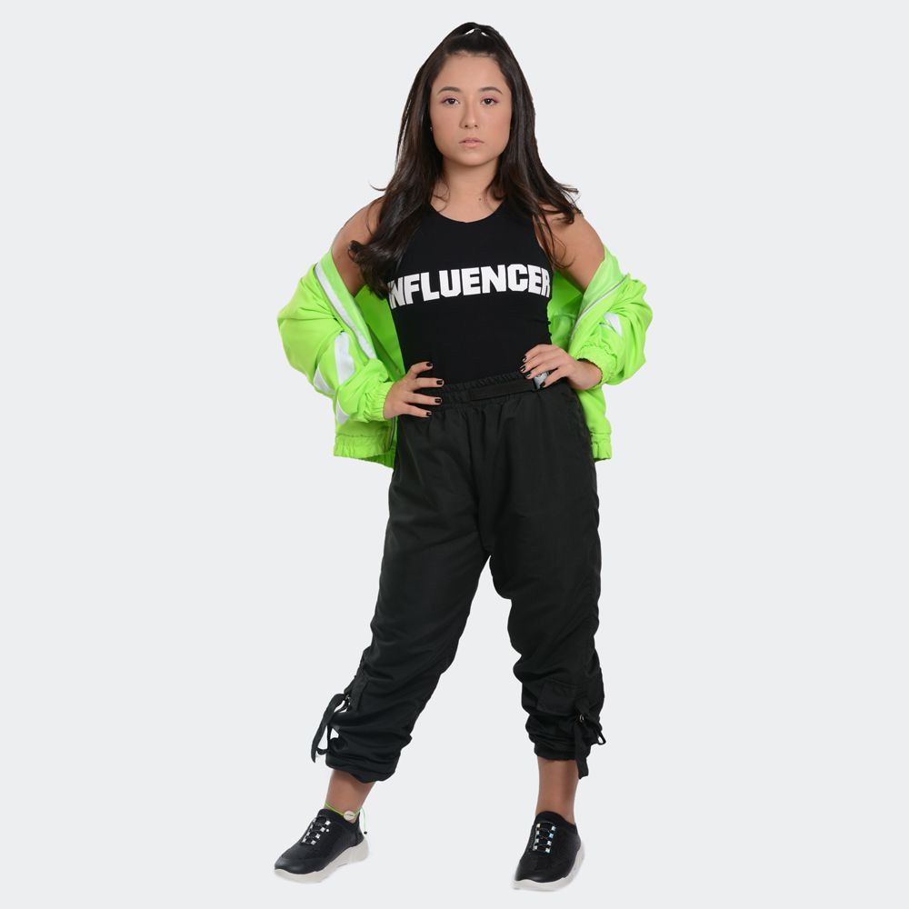 Cropped Cotton Influencer