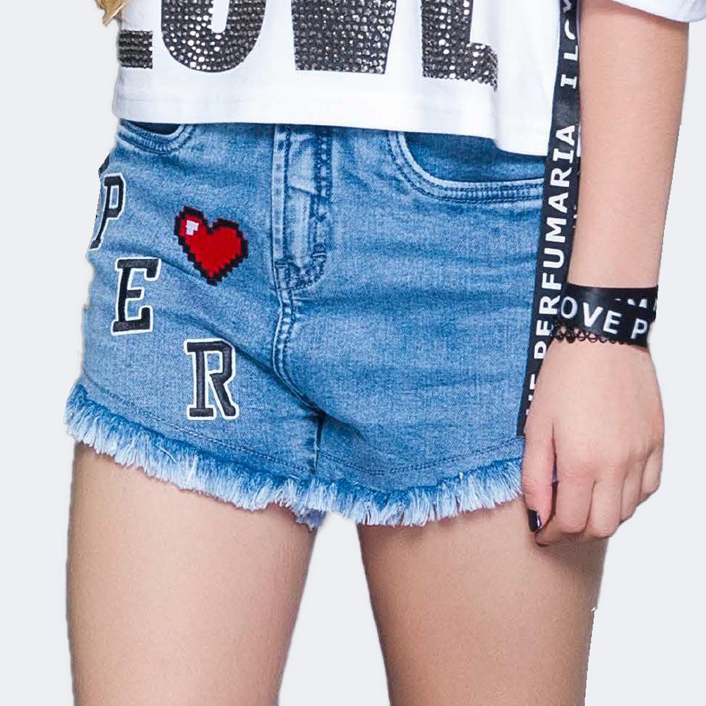 Short Jeans Patchies