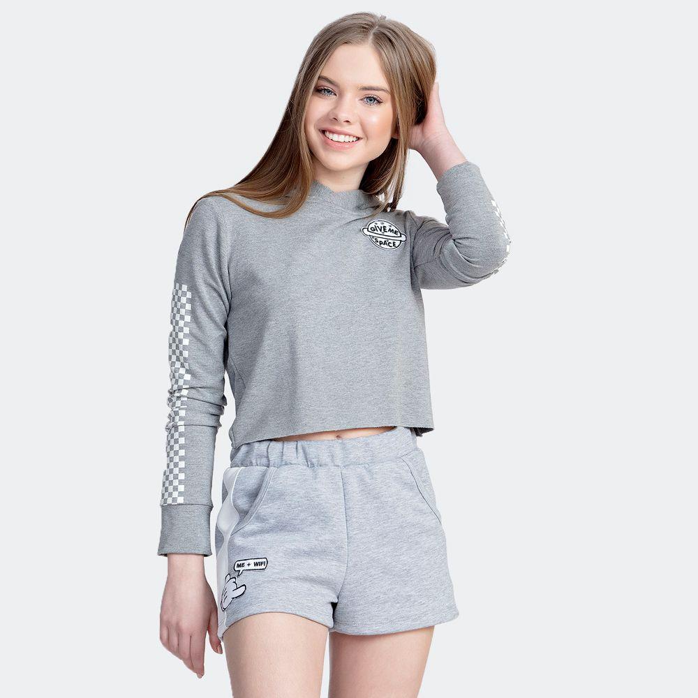 Shorts de Scuba Street Collie Teen
