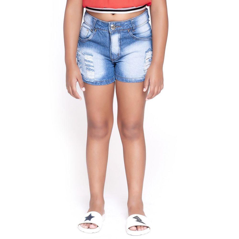 Shorts Jeans - AmoFany