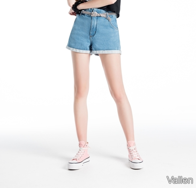 Shorts Jeans Cós Clochard