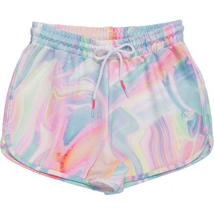 Shorts Moletinho Ondas