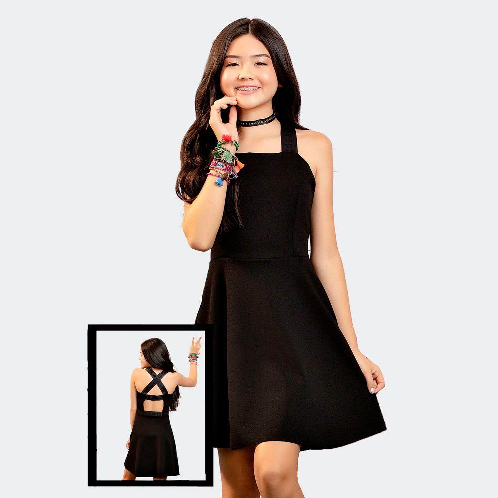 Vestido Ampulheta Com Elástico Personalizado