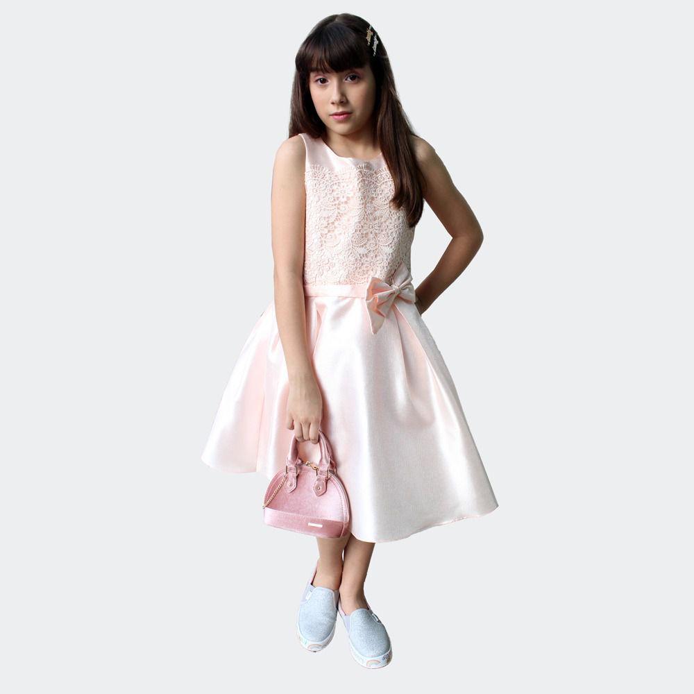 Vestido Renda  Petit Cherie