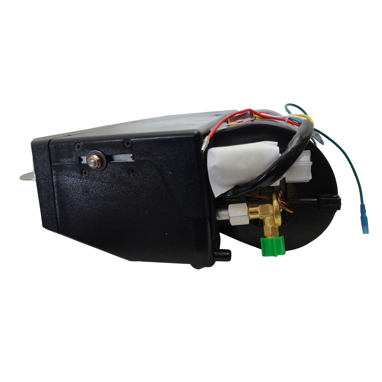 Caixa Evaporadora Universal 12 V + Frente De 4 Saidas