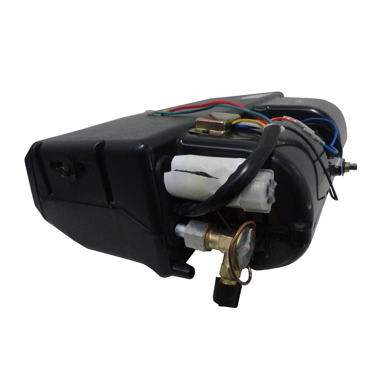 Caixa Evaporadora Universal 3 difusores + Filtro Secador Universal + Pressostato Universal