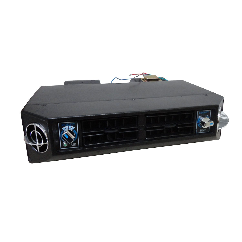 Caixa Evaporadora Universal 4 difusores 12 V + Filtro Secador Universal