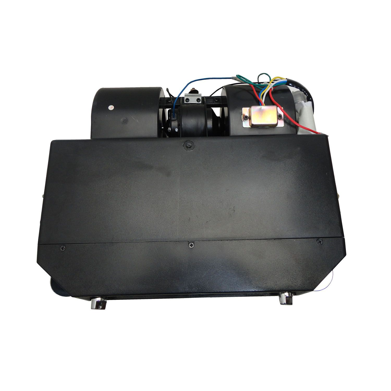 Caixa Evaporadora Universal 4 difusores + Filtro Secador Universal + Pressostato Universal