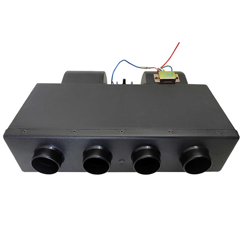 Caixa Evaporadora Universal com Expansão Capilar 4 dutos - 12 V