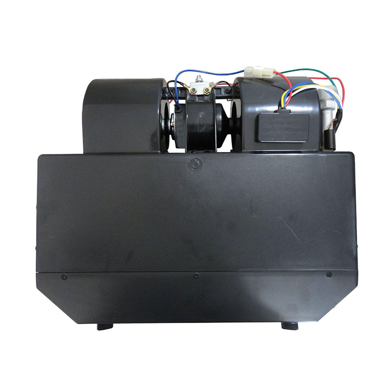 Caixa Evaporadora Universal de Expansão Capilar 4 difusores - 24 V