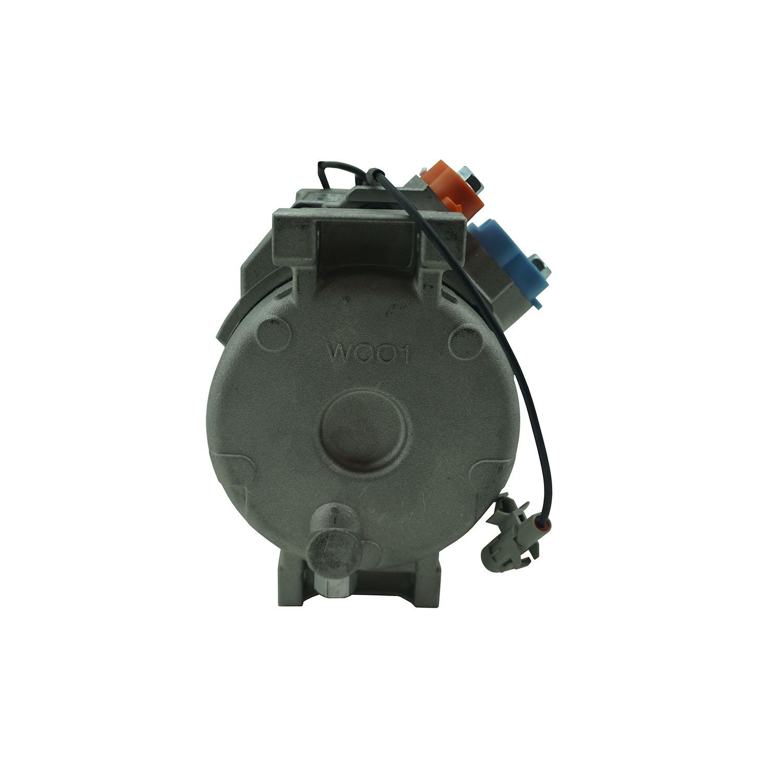 Compressor 10S15 Hilux SW4 SRV e Trator NH Polia 7pk