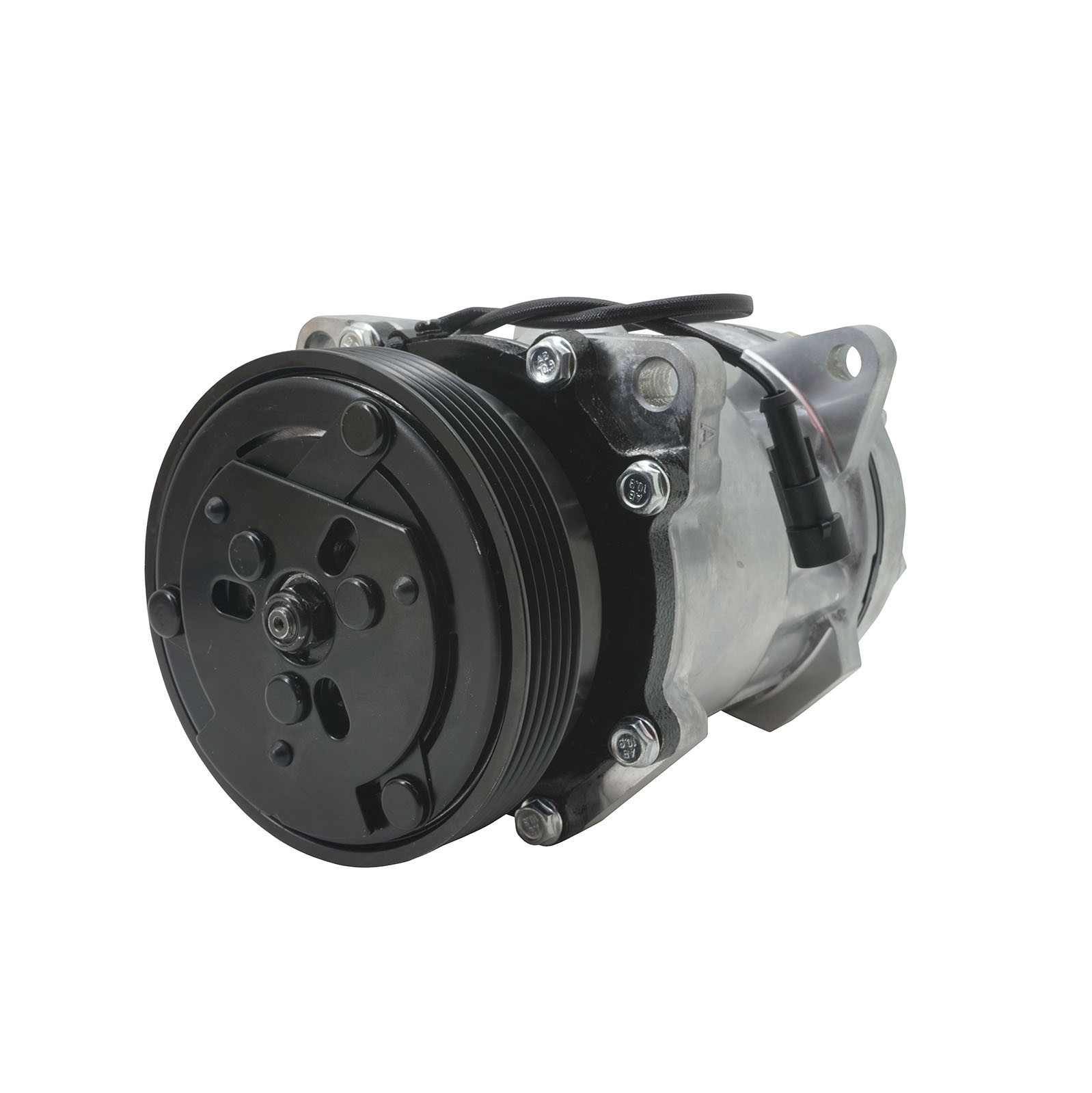 Compressor 7H15 5PK 12V Ducato, Boxer e Jumper Diesel 2.8 de 2006 até 2017
