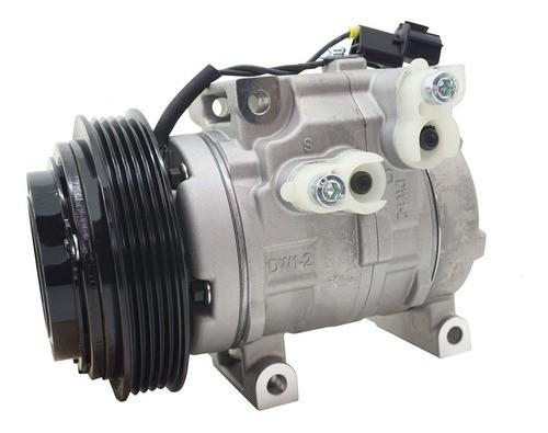 Compressor Ar Hyundai Hb20 E Hb20 Sedan 1.0 de 2012 Até 2016