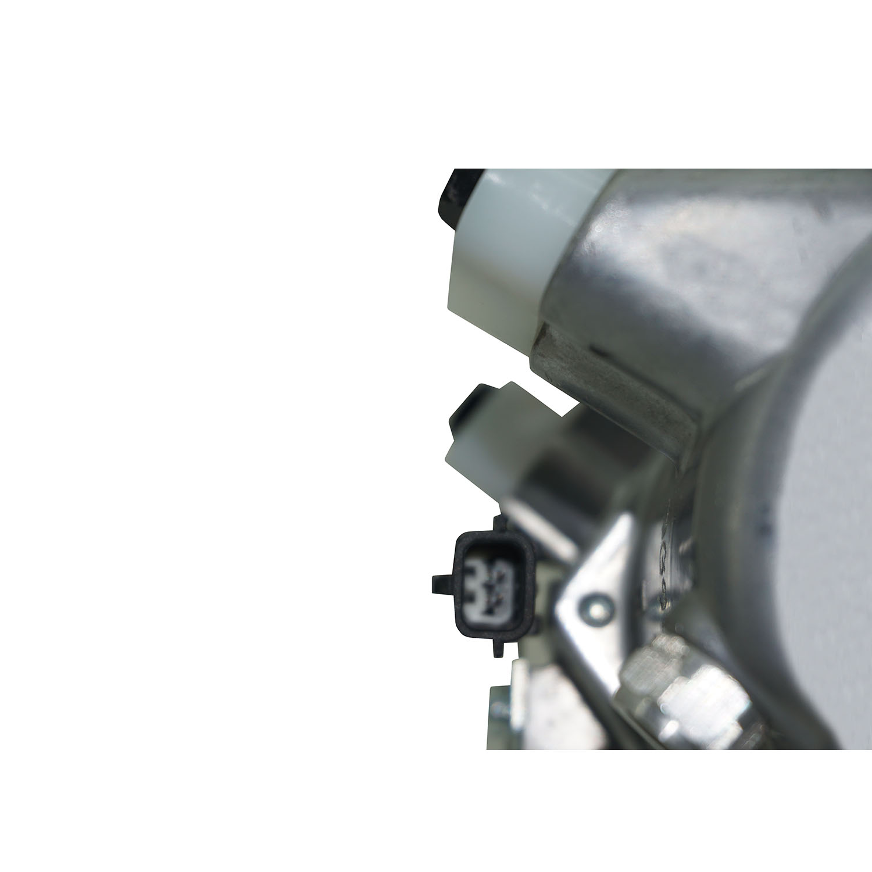 Compressor Calsonic Renault Logan e Sandero de 2015 até 2019 - Polia 3PK