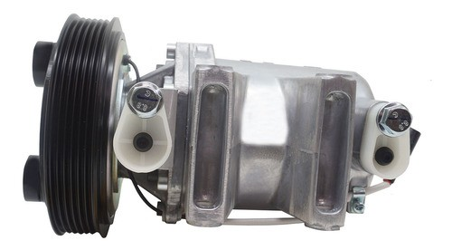 Compressor Chevrolet S10 Flex de 2013 em diante Modelo Calsonic