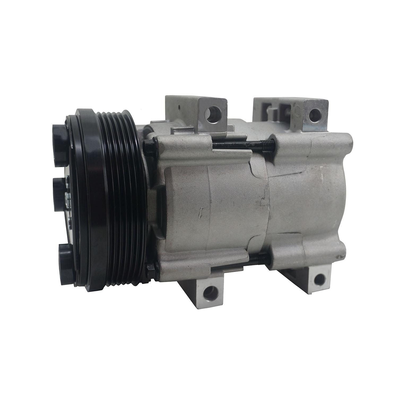 Compressor Fic Ford Ranger diesel 3.0 até 2012, Mustang, Troller 3.0 12V 6PK 130mm