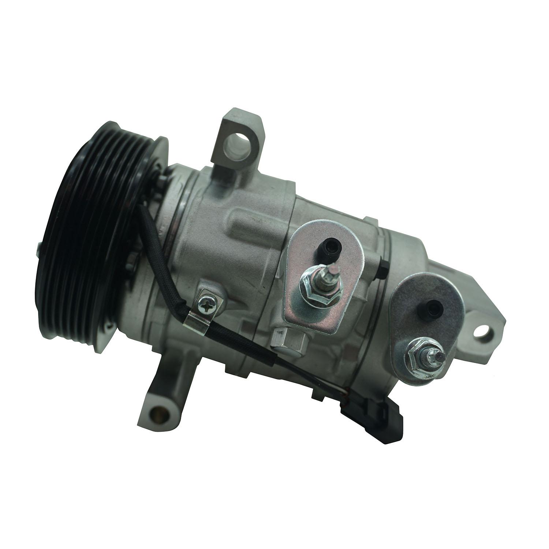 Compressor Ford Ka de 2014 a 2021 1.0 TIVCT 2V Flex Polia 6pk