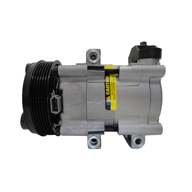 Compressor Ford Modelo Fic FS10 FX15 F250 Diesel 12 volts Polia 126 mm 6pk
