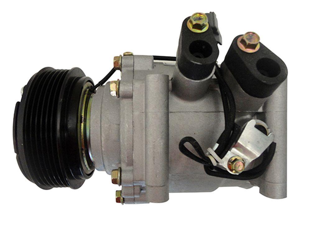 Compressor Honda Civic de 2001 até 2006 TRSA09 Modelo 4984 - Polia 6pk