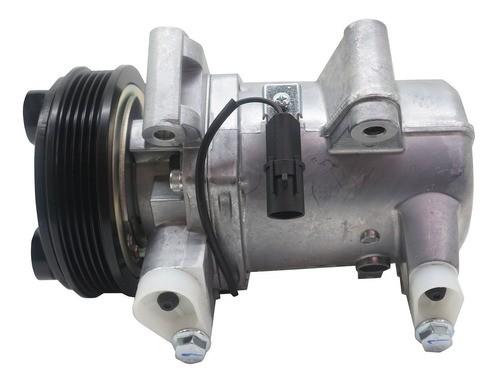 Compressor Mitsubishi L200 Triton motor 2.4 de 2017 em diante Modelo Calsonic