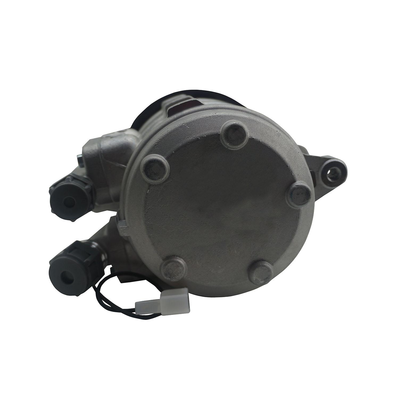 Compressor Modelo 10P08E Gol, Parati, Saveiro G2 e G3 1.0 - Polia 6 PK