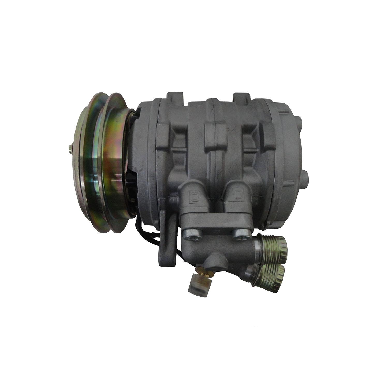 Compressor Modelo 10P08E  para Gol, Parati, Saveiro -  Polia 1A