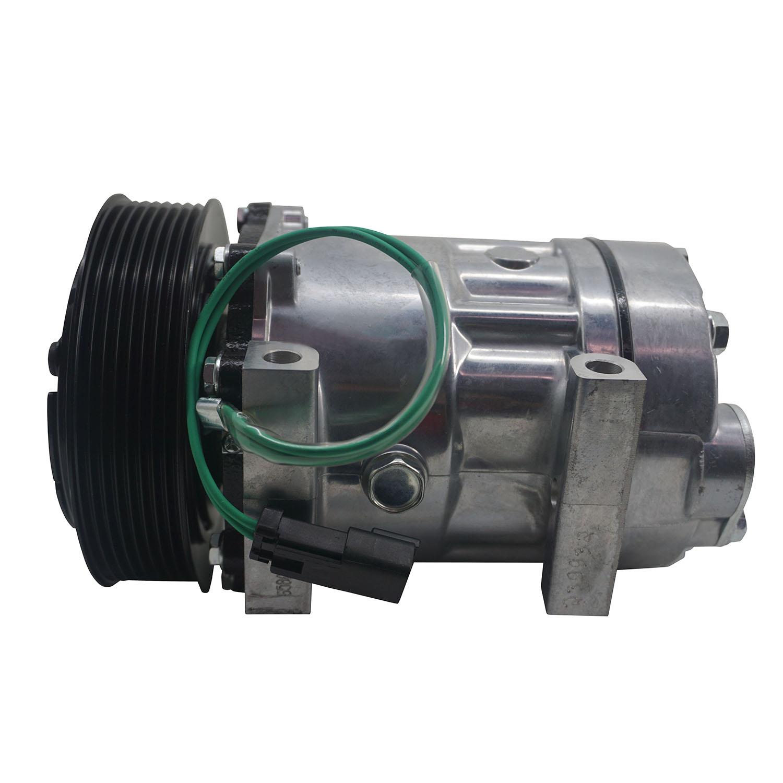Compressor modelo 8044/8242/8112/6028/8176 7H15 Caminhão NH, FN, VM e máquina Volvo