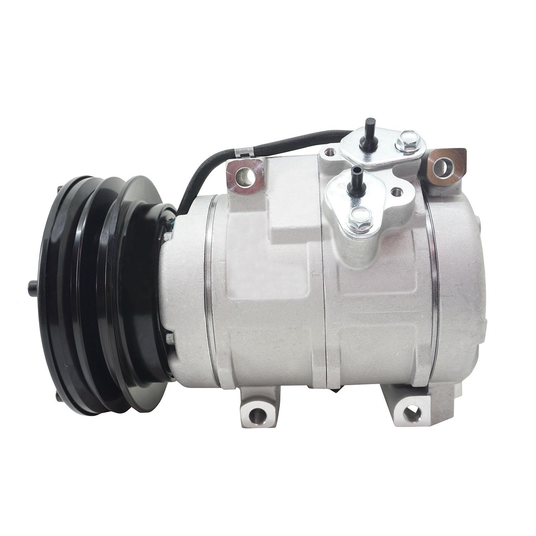 Compressor modelo Denso 10S17C Caterpillar 310/320-BL polia 1A 24V