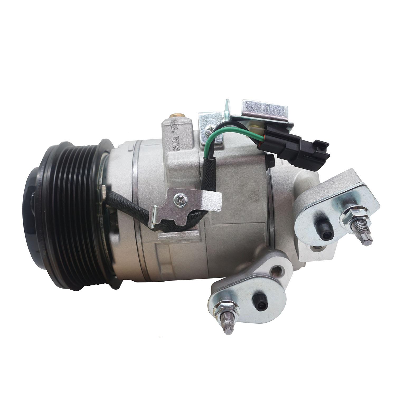 Compressor modelo DKS13 Ford Ranger Diesel de 2016 até 2019