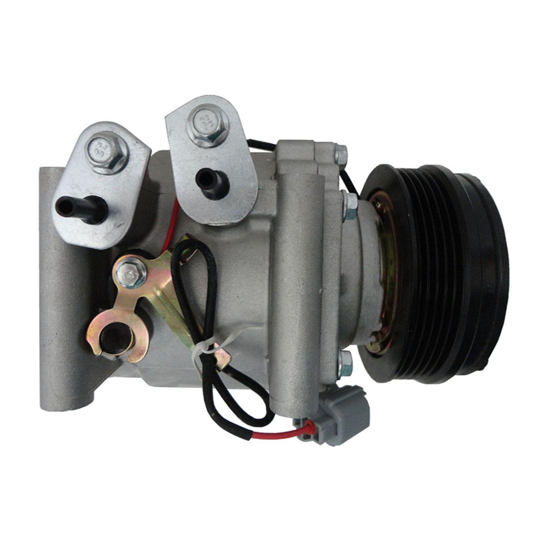 Compressor Modelo TRSA09 Honda Fit de 2004 até 2007 Polia 5pk