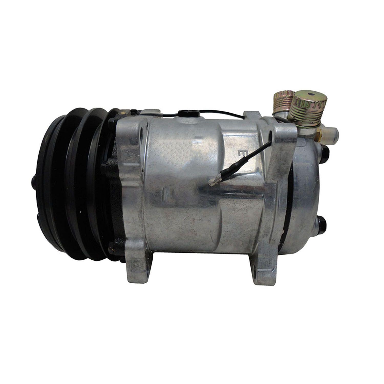 Compressor Universal Modelo 5H14 8 Orelhas Polia 2A 130 mm - 12V - R134a