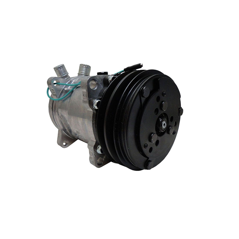 Compressor Universal Modelo 5H14 8 Orelhas Polia 2A 132 mm - 24V - R134a