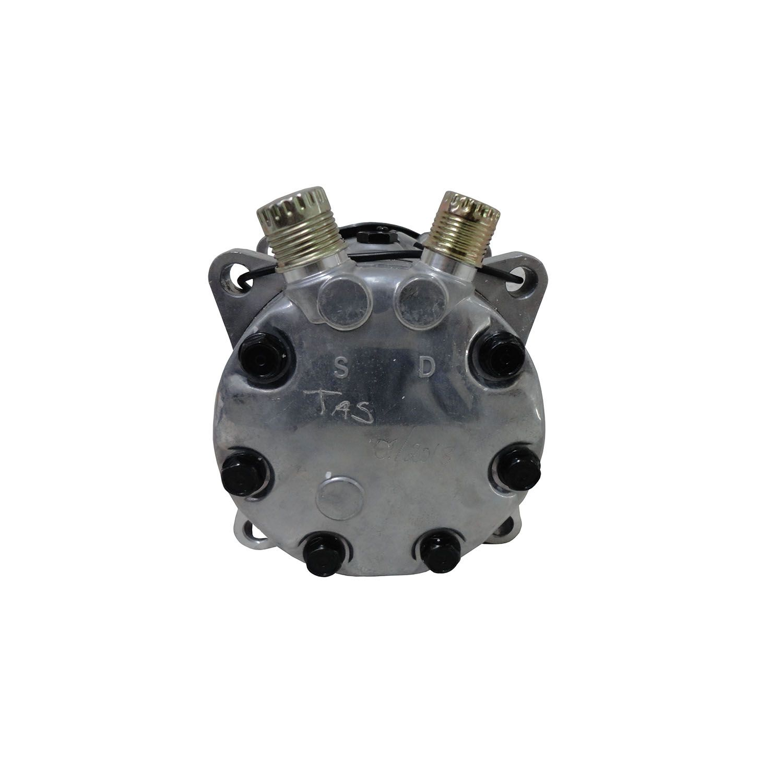 Compressor Universal Modelo 7H15 8 Orelhas Polia 2A 132 mm - 12 Volts