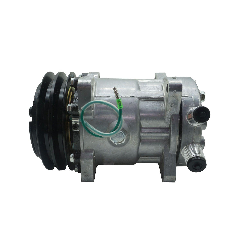 Compressor Universal Modelo 7H15 8 Orelhas Polia 2A 132 mm - 24V