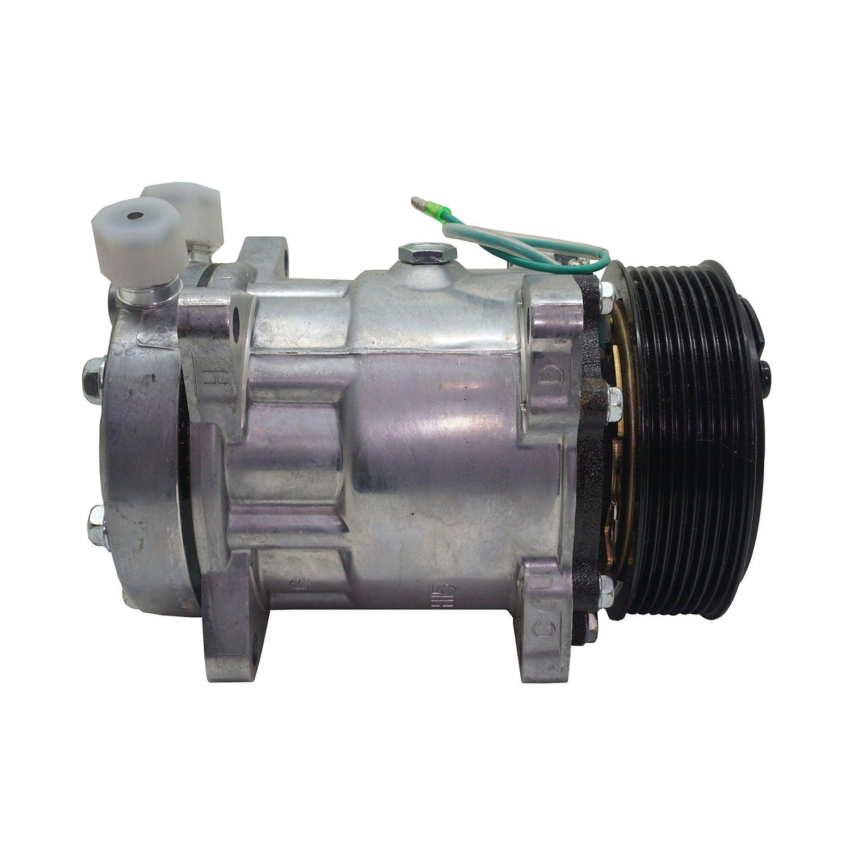 Compressor Universal Modelo 7H15 8 Orelhas Polia 8pk 119 mm - 24V - R134a