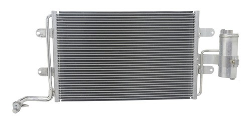 Condensador Audi A3 1.8t Skoda VW Bora 2.0 e Golf 1.8 com filtro