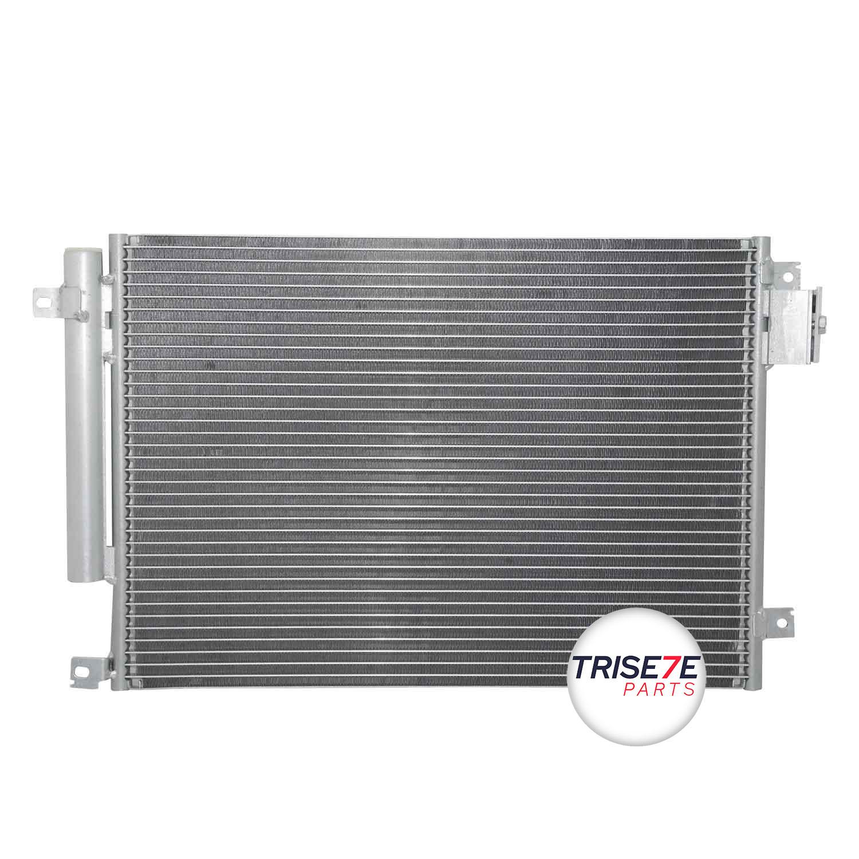 Condensador Fiat Novo Uno, Palio, Grand Siena Motor e-Torq com Sistema Valeo