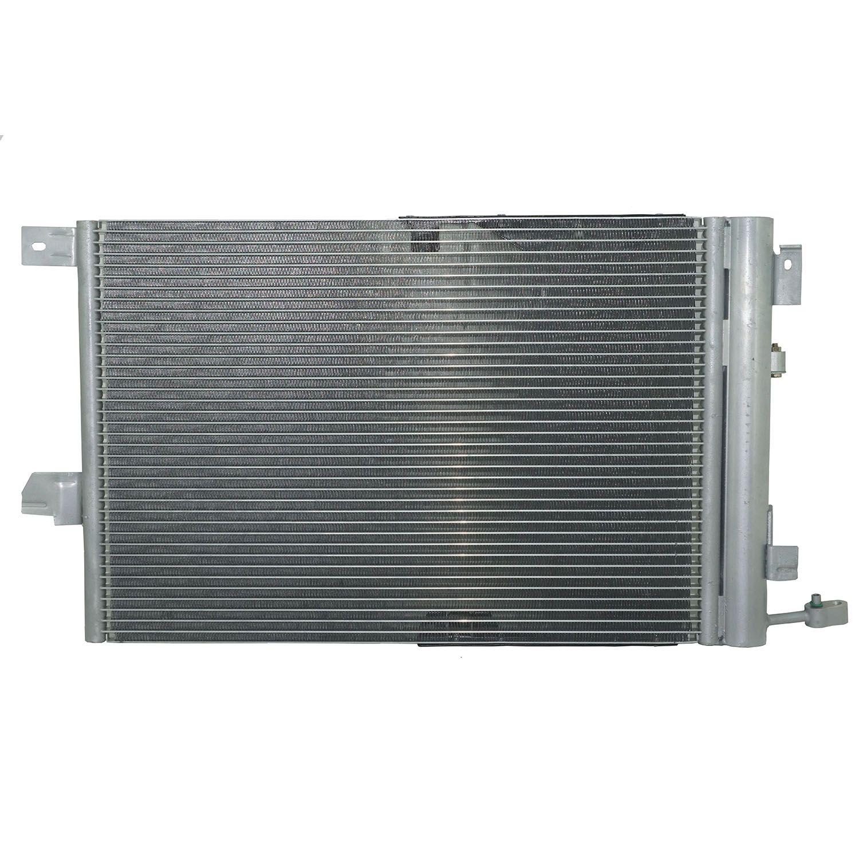 Condensador Gm Astra até 2009, Vectra de 2006 até 2009 e Zafira Até 2008