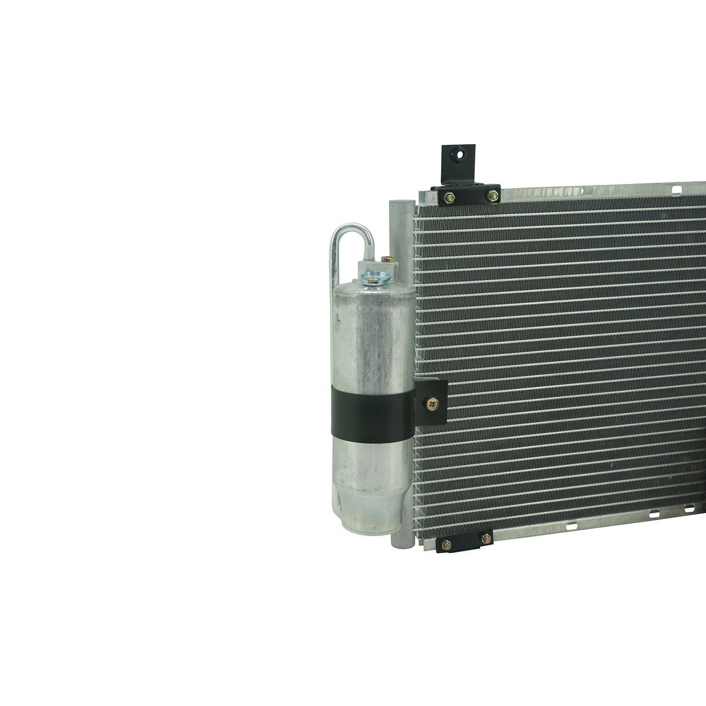Condensador Gm Celta de 2003 até 2005 - COM FILTRO