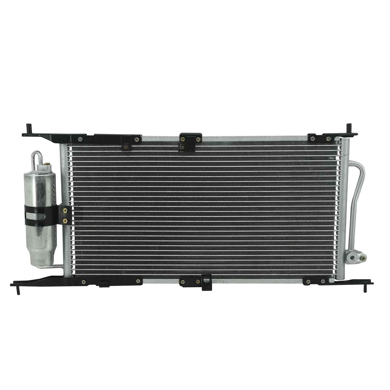 Condensador Gm Corsa Sedan 1.0 de 2003 até 2010 Com Filtro Secador