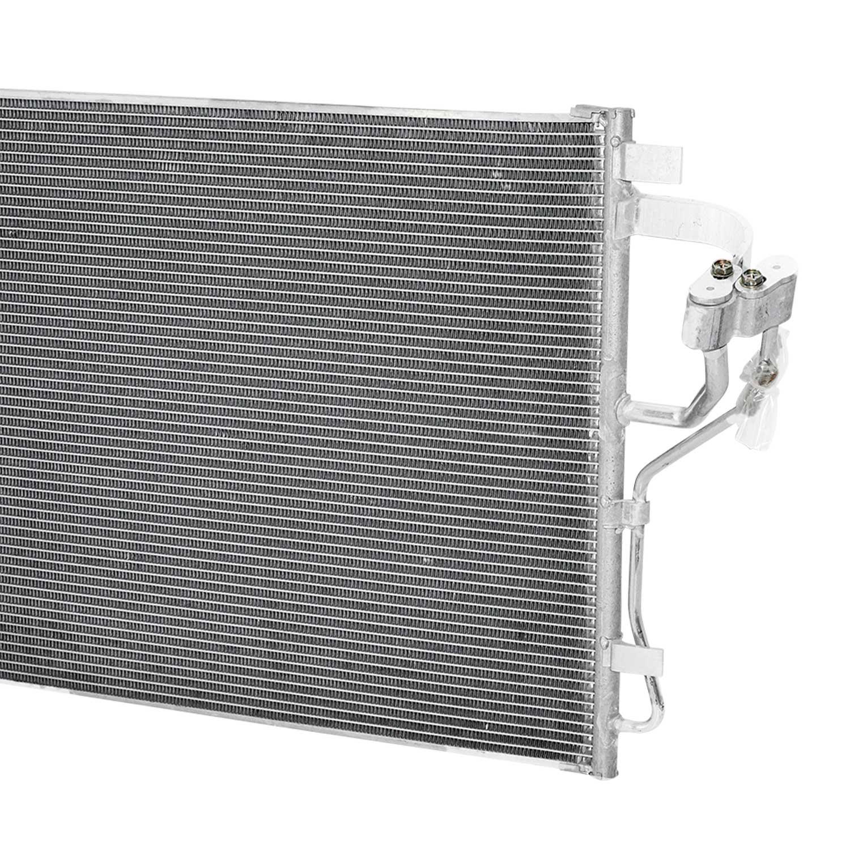 Condensador Hyundai Elantra e I30 de 2013 em diante