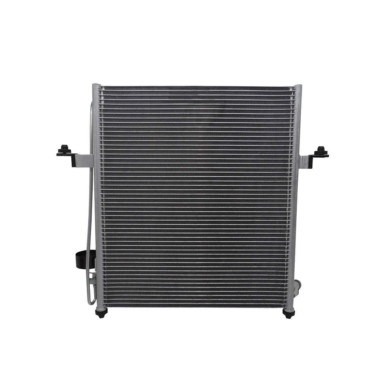 Condensador Mitsubishi L200 Flex 4 Cilindros De 2013 Diante