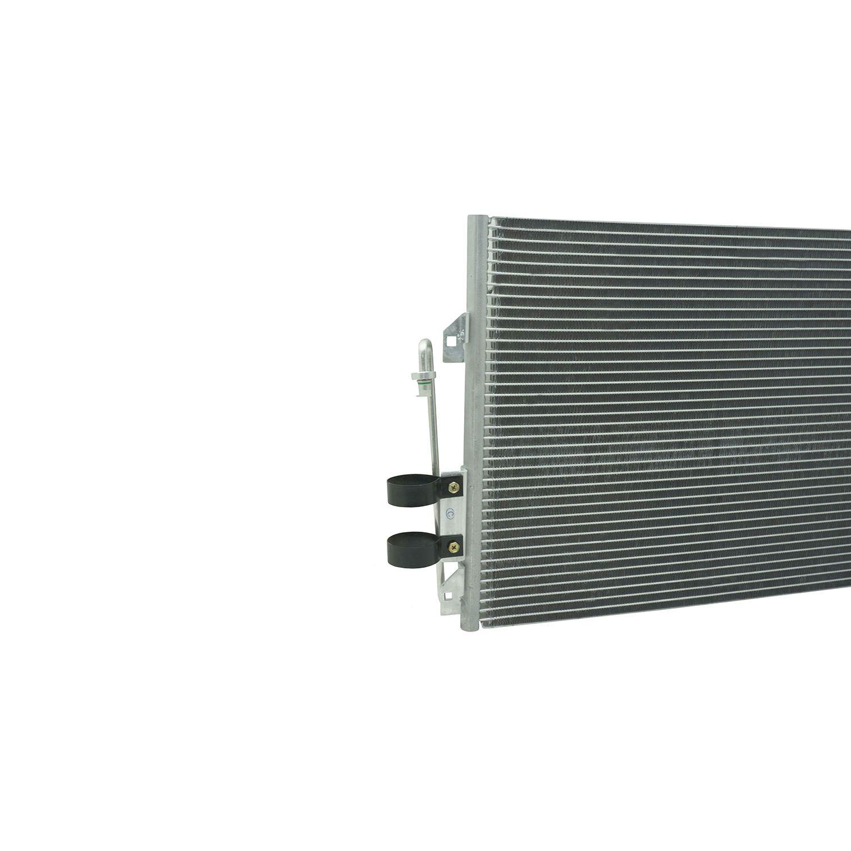 Condensador Renault Logan e Sandero de 2008 até 2013 - Câmbio Manual
