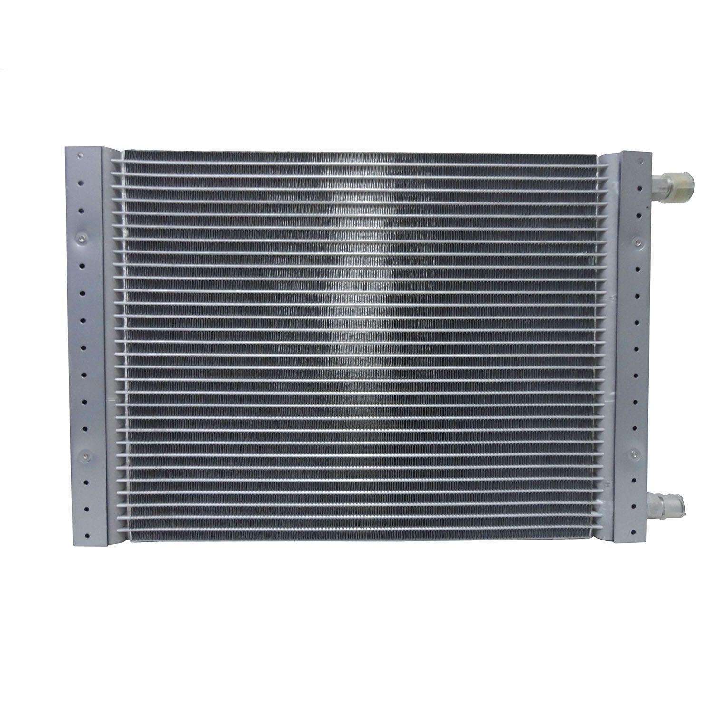 Condensador Universal 12x18 16mm Conexoes Sucção / Descarga Retas