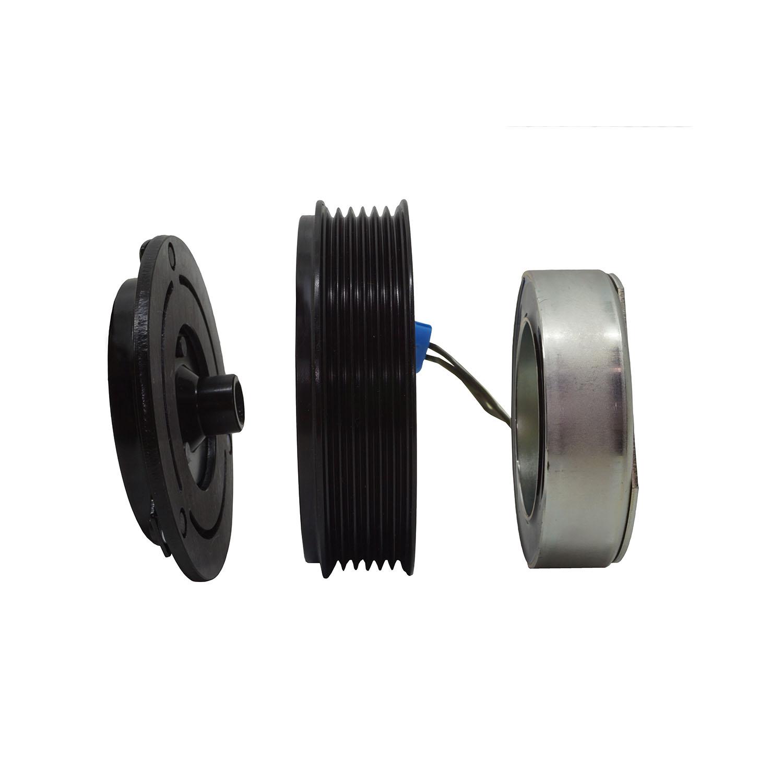 Conjunto Embreagem Compressor Delphi 9011 Astra/Corsa Até 2001 e S10 6PK