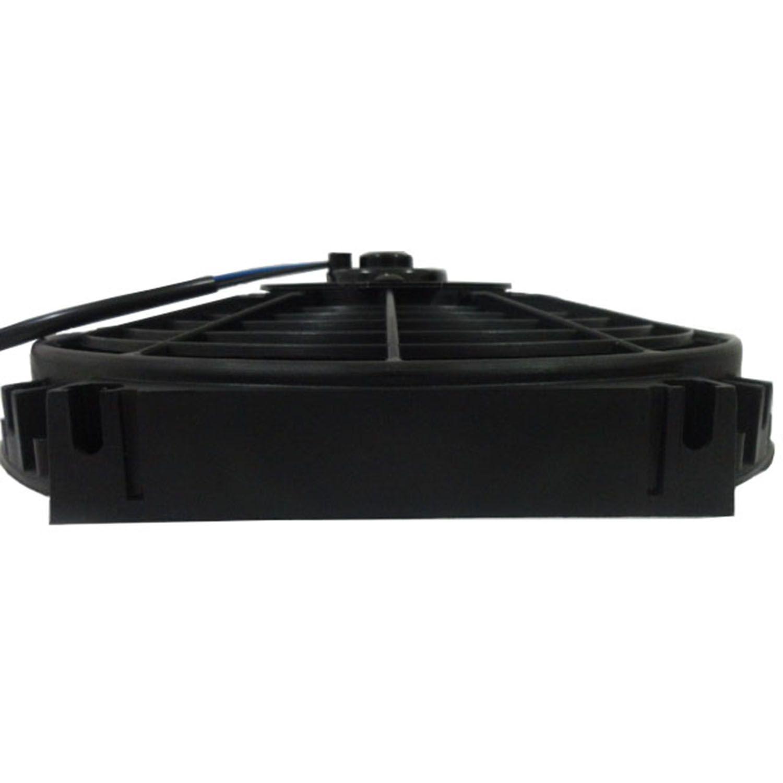 Eletroventilador Universal Pás em S de 10 polegadas - 12 V