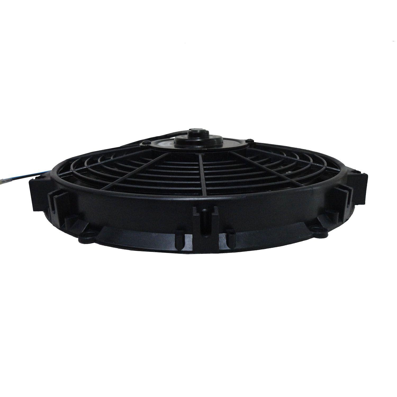 Eletroventilador Universal Pás em S de 12 polegadas - 12 V