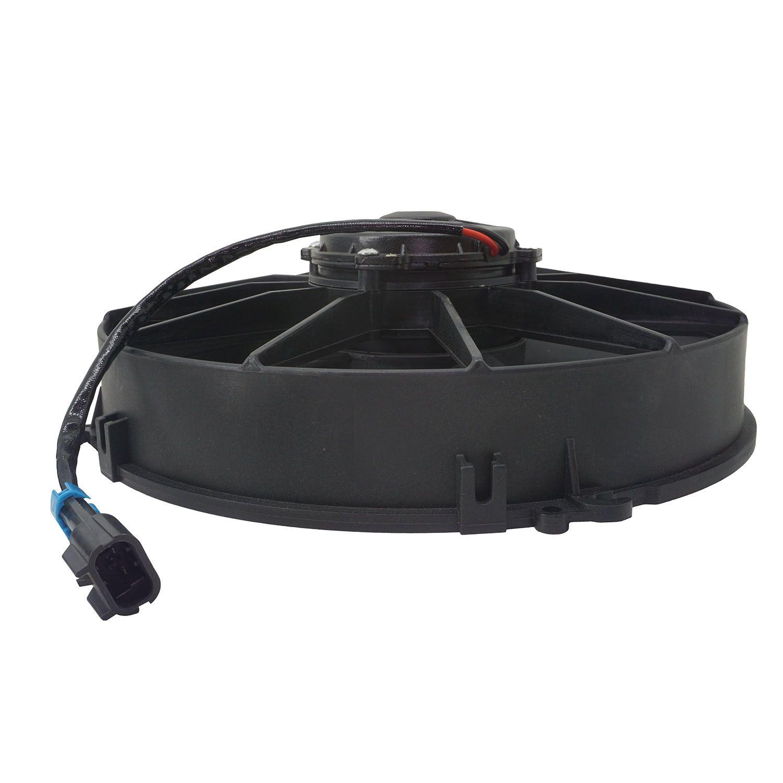 Eletroventilador Universal Pás Retas 12 Polegadas - 24V - Sistema spheros