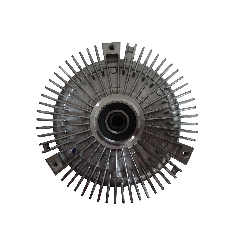 Embreagem Viscosa Silverado 6cc mwm e MB Sprinter 311 313 411 413 416 CDI mwm